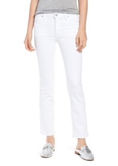 Hudson Jeans Nico Ankle Straight Leg Jeans