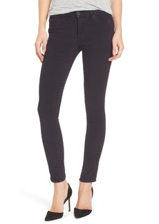 Hudson Jeans Nico Ankle Super Skinny Corduroy Pants