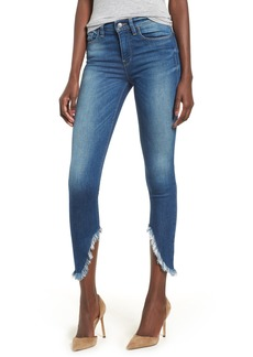 Hudson Jeans Nico Ankle Super Skinny Jeans (Blue Monday)