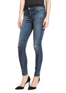 Hudson Jeans Nico Ankle Super Skinny Jeans (Confession)