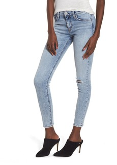 Hudson Jeans Nico Ankle Super Skinny Jeans (Curfew)