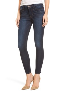 Hudson Jeans 'Nico' Ankle Super Skinny Jeans (Electrify)