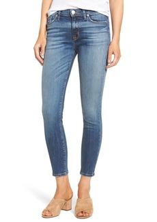 Hudson Jeans Nico Ankle Super Skinny Jeans (Lifeline)