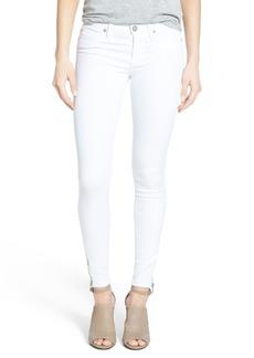 Hudson Jeans 'Nico' Ankle Zip Super Skinny Jeans