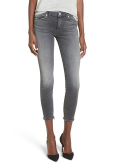 Hudson Jeans Nico Ankle Zip Super Skinny Jeans (Trival)