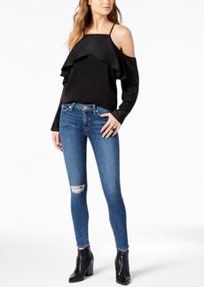 Hudson Jeans Nico Cropped Skinny Jeans