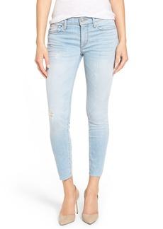 Hudson Jeans 'Nico' Distressed Ankle Skinny Jeans (Hatchback)