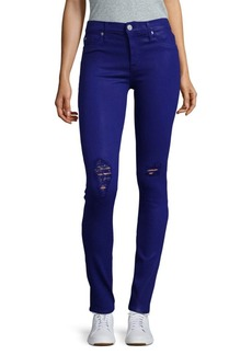 Hudson Jeans Nico Distressed Skinny Jeans