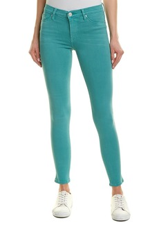 Hudson Jeans Nico Dusted Jade Super Skinny Leg