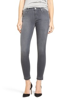 Hudson Jeans Nico High Waist Ankle Skinny Jeans (Dismantle)