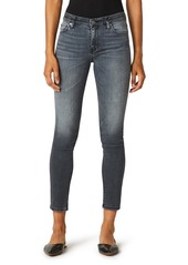 Hudson Jeans Nico Mid Rise Ankle Skinny Jeans (Passengers)