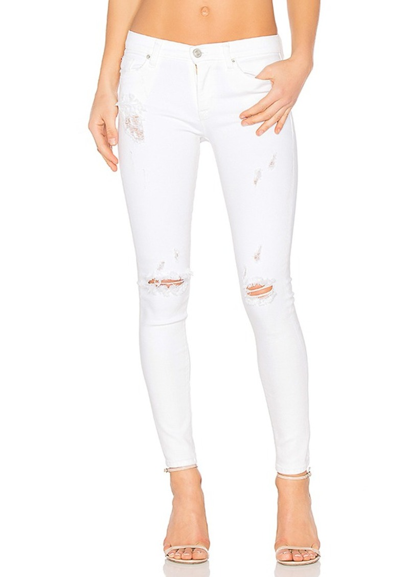 Hudson Jeans Nico Midrise Super Skinny. - size 24 (also in 23,25,26,27,28,29,30)