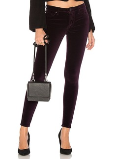 Hudson Jeans Nico Midrise Velvet Ankle Skinny. - size 24 (also in 25,26,27,28,29,30)