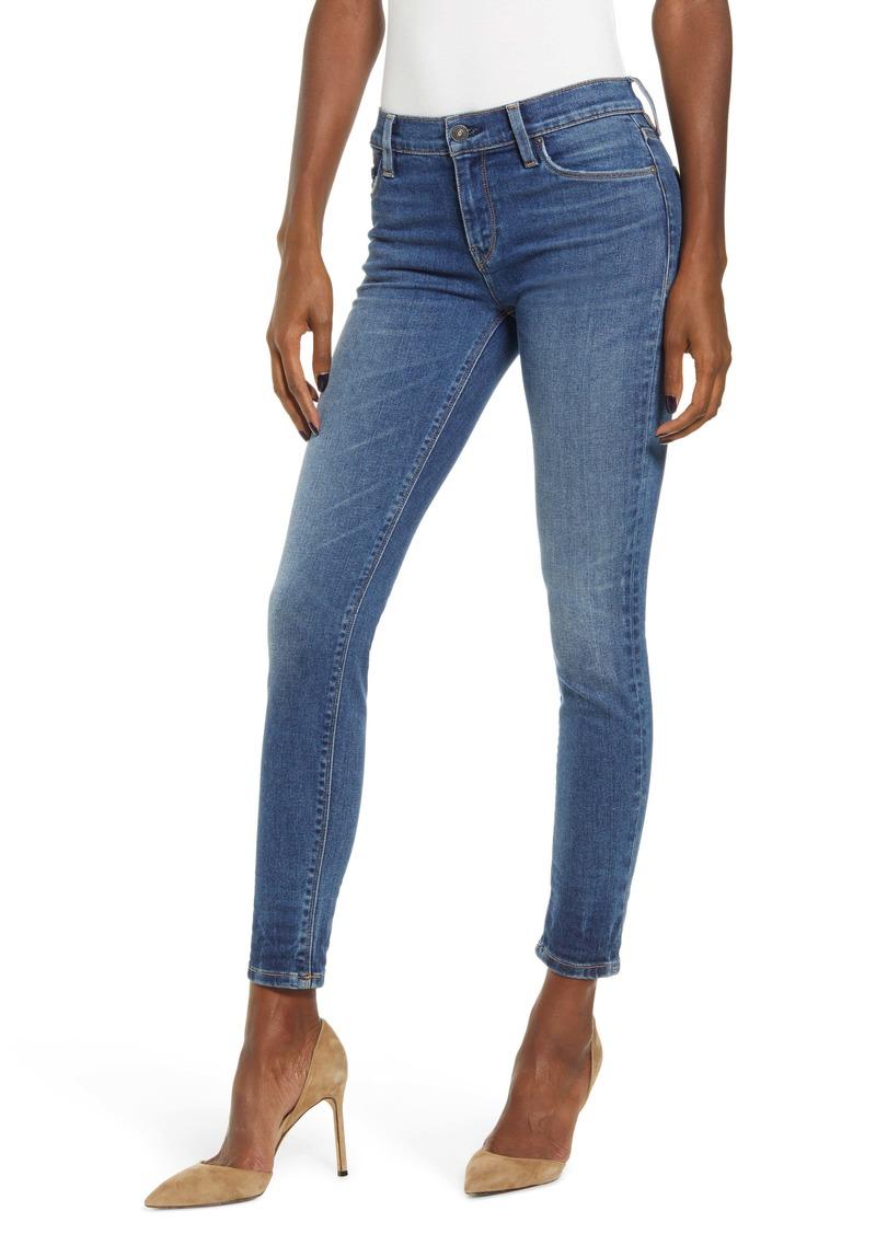 Hudson Jeans Nico Ankle Skinny Jeans (Gimmick)