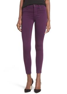 Hudson Jeans 'Nico' Shredded Ankle Jeans