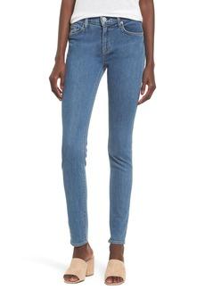 Hudson Jeans Nico Shredded Skinny Jeans