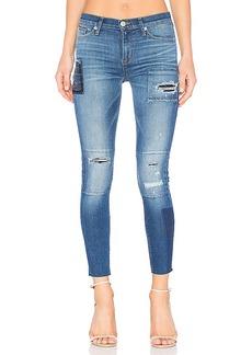 Hudson Jeans Nico Skinny Jean. - size 24 (also in 25,26,27,28,29)
