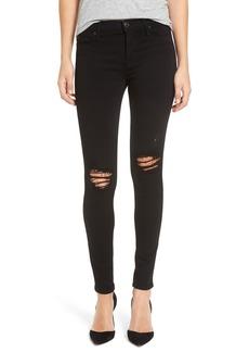 Hudson Jeans 'Nico' Skinny Jeans (Ravage)