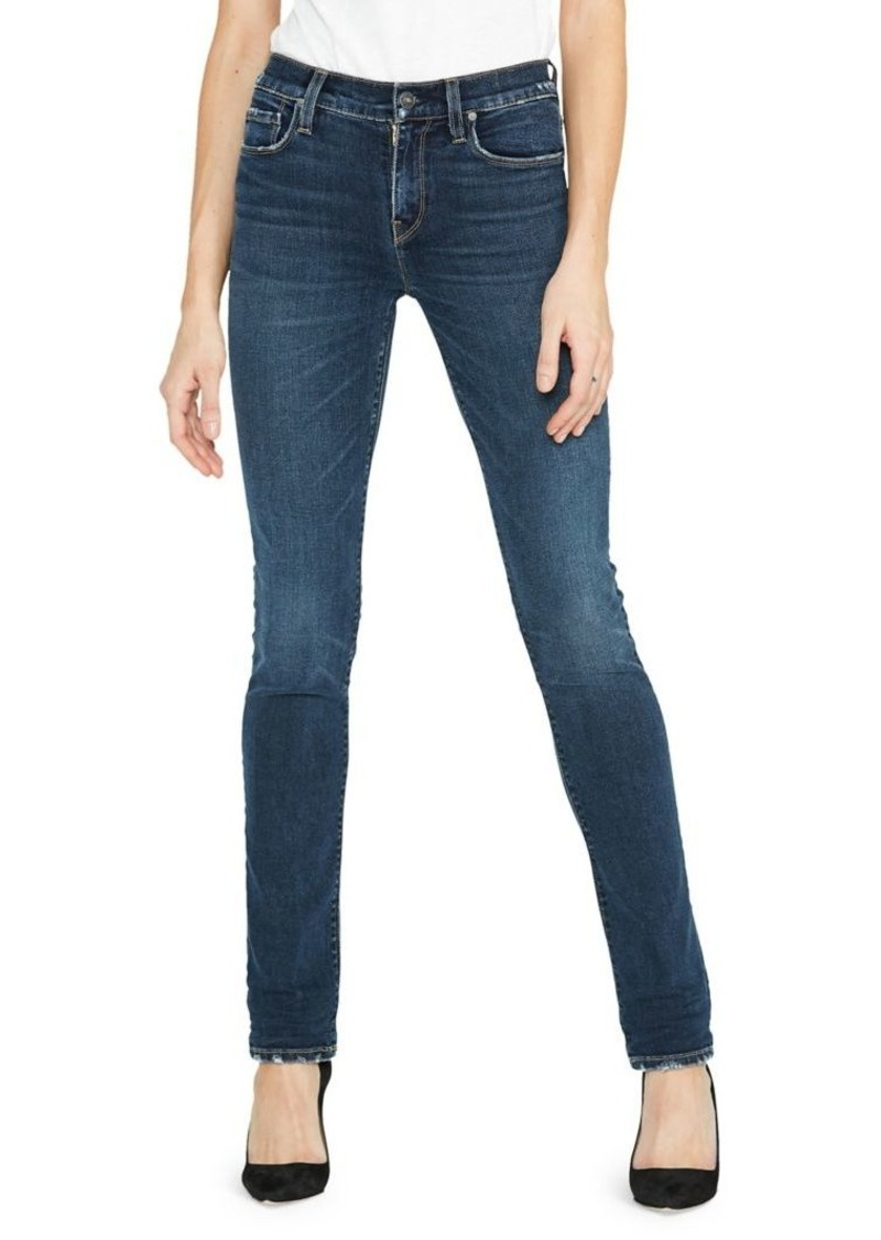 Hudson Jeans Nico Skinny Mid-Rise Jeans