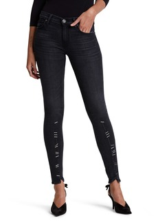 Hudson Jeans Nico Staple Detail Super Skinny Jeans (Undercover)