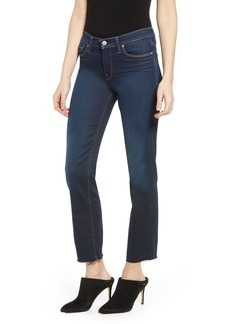 Hudson Jeans Nico Straight Ankle Jeans (Elevate)
