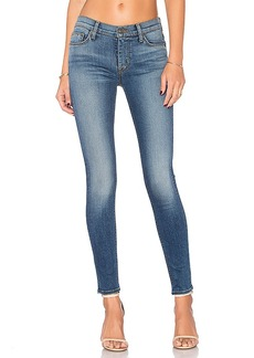 Hudson Jeans Nico Super Skinny in Blue. - size 28 (also in 26,27,30)