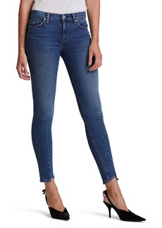 Hudson Jeans Nico Super Skinny Jeans (Nowhere)