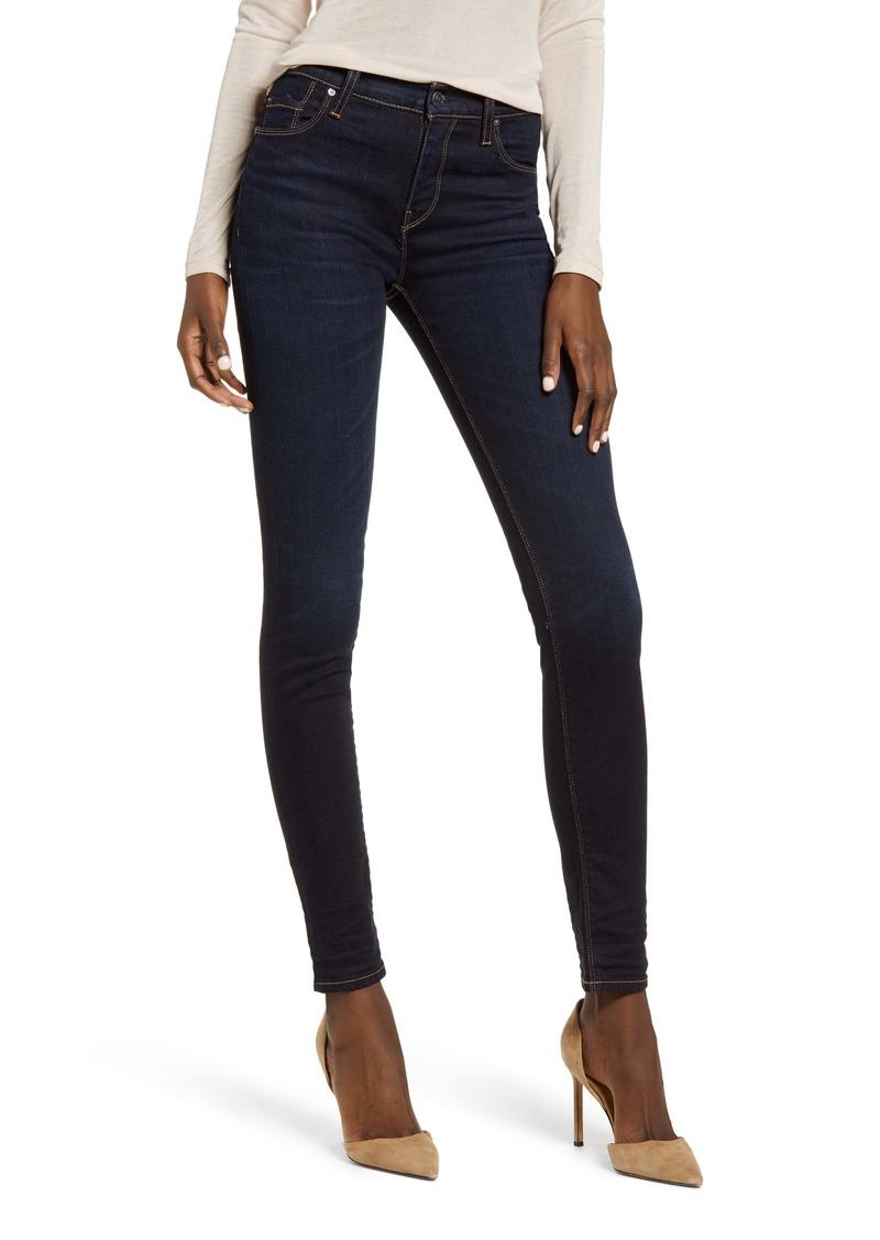 Hudson Jeans Nico Super Skinny Jeans (Rotation)