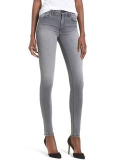 Hudson Jeans Nico Super Skinny Jeans (Trooper Grey)