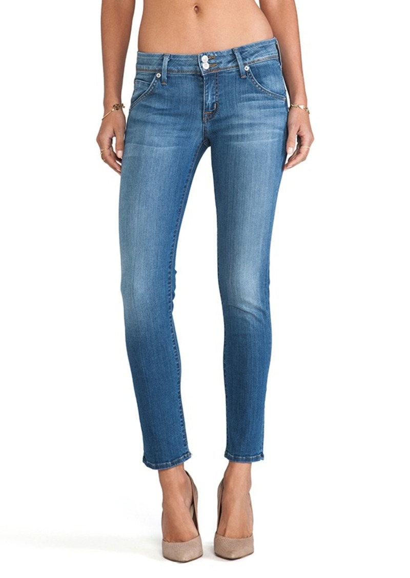 Hudson Jeans Nicole Ankle Skinny in Worship Me