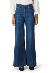 Hudson Jeans Nora High Waist Wide Leg Jeans (Persuasive)