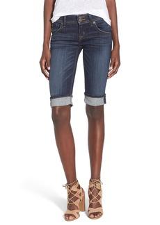 Hudson Jeans 'Palerme' Cuff Bemuda Shorts (Elemental)