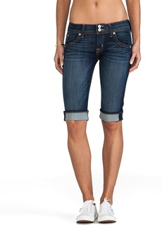 Hudson Jeans Palerme Cuff Knee Short