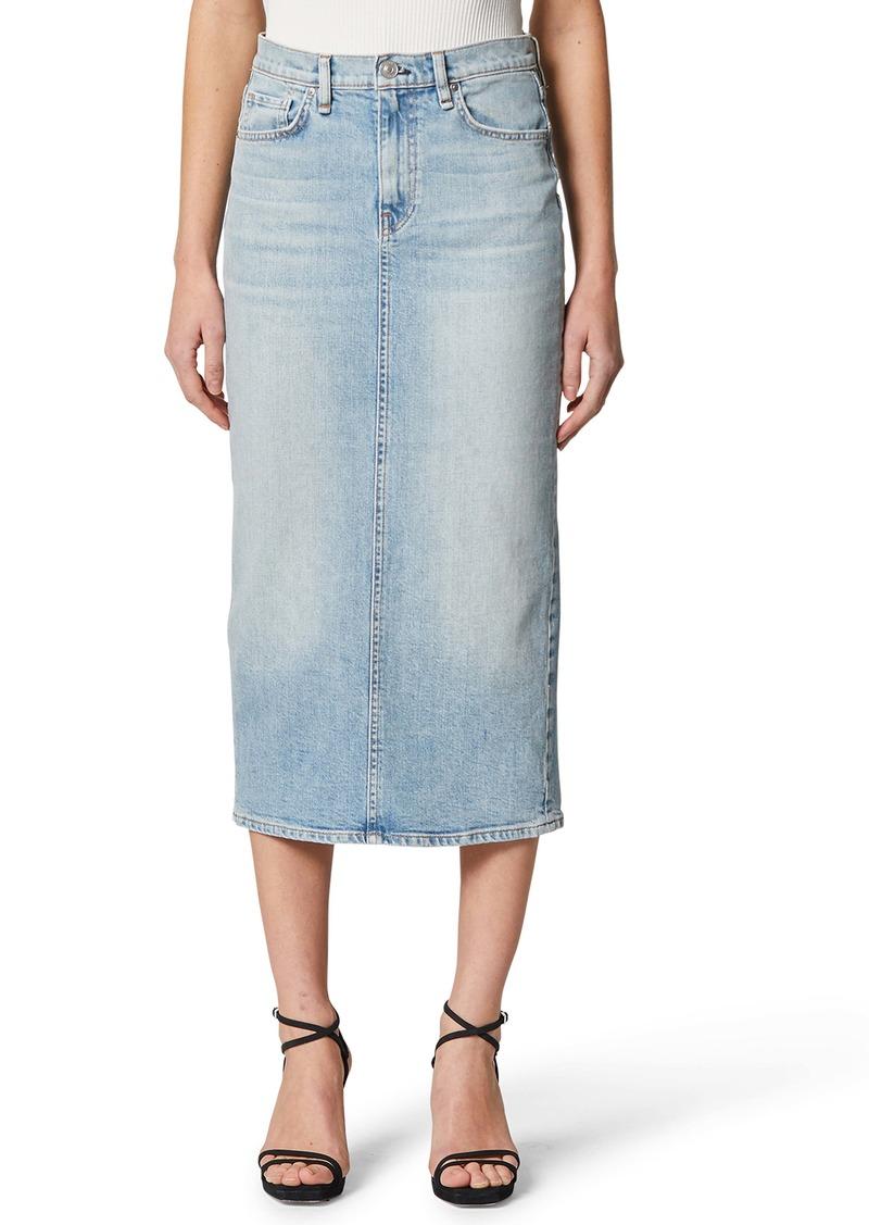 Hudson Jeans Paloma Denim Pencil Skirt