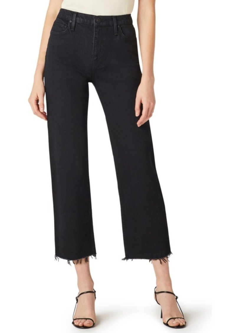 Hudson Jeans Remi Frayed-Hem Jeans