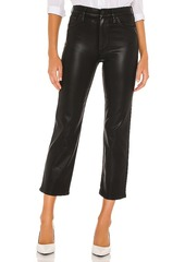 Hudson Jeans Remi High Rise Straight Cropped