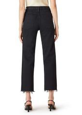 Hudson Jeans Remi High Waist Crop Straight Leg Jeans