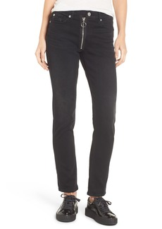 Hudson Jeans Riley Relaxed Straight Fit Jeans (Low Brow)