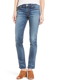 Hudson Jeans Riley Relaxed Straight Leg Jeans (Disharmony)
