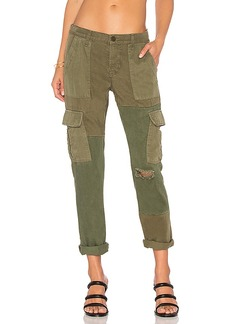 Hudson Jeans Riley Utility Cargo in Olive. - size 24 (also in 25,26,28,29,30)