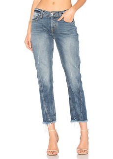Hudson Jeans Rival Seamed Straight Jean. - size 24 (also in 25,26,27,28,29,30)