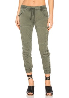 Hudson Jeans Runaway Flight Pant in Army. - size 27 (also in 28,30)