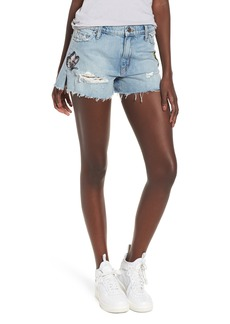 Hudson Jeans Sade Cutoff Denim Shorts
