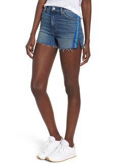 Hudson Jeans Sade Cutoff Denim Shorts (Sitting Pretty)