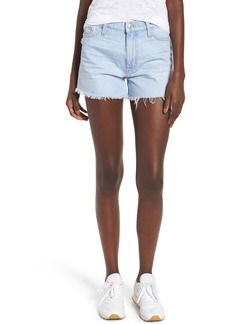 Hudson Jeans Sade Cutoff Denim Shorts (Treasure)