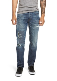 Hudson Jeans Sartor Slouchy Skinny Fit Jeans (Gunner)