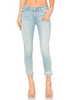 Hudson Jeans Savy Midrise Crop Straight. - size 27 (also in 28,29,30)