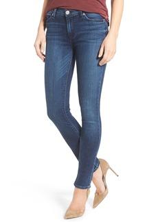Hudson Jeans Shine Skinny Jeans (Moonshine)