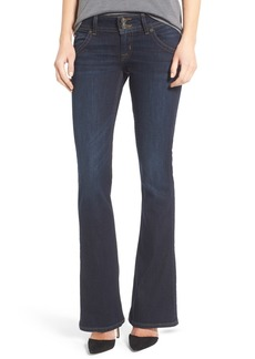 Hudson Jeans 'Signature' Bootcut Jeans (Dark Mosaic) (Petite)