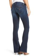Hudson Jeans Signature Petite Bootcut Jeans (Patrol Unit)